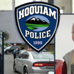 Hoqiuam Police Chief Dylan Ellefson