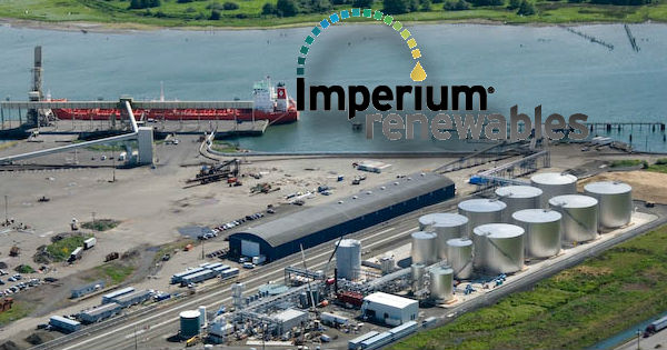 Imperium Renewables returns to Umpqua Bank for expansion capitol