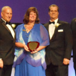 Peggy Fouts APCO life member award