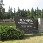 Olympic National Park Visitor Info Center