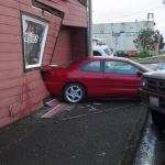 Hoquiam car wreck