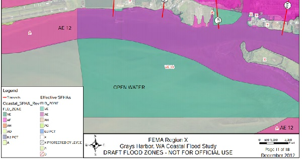 FEMA to review Grays Harbor County Risk Report at October meeting