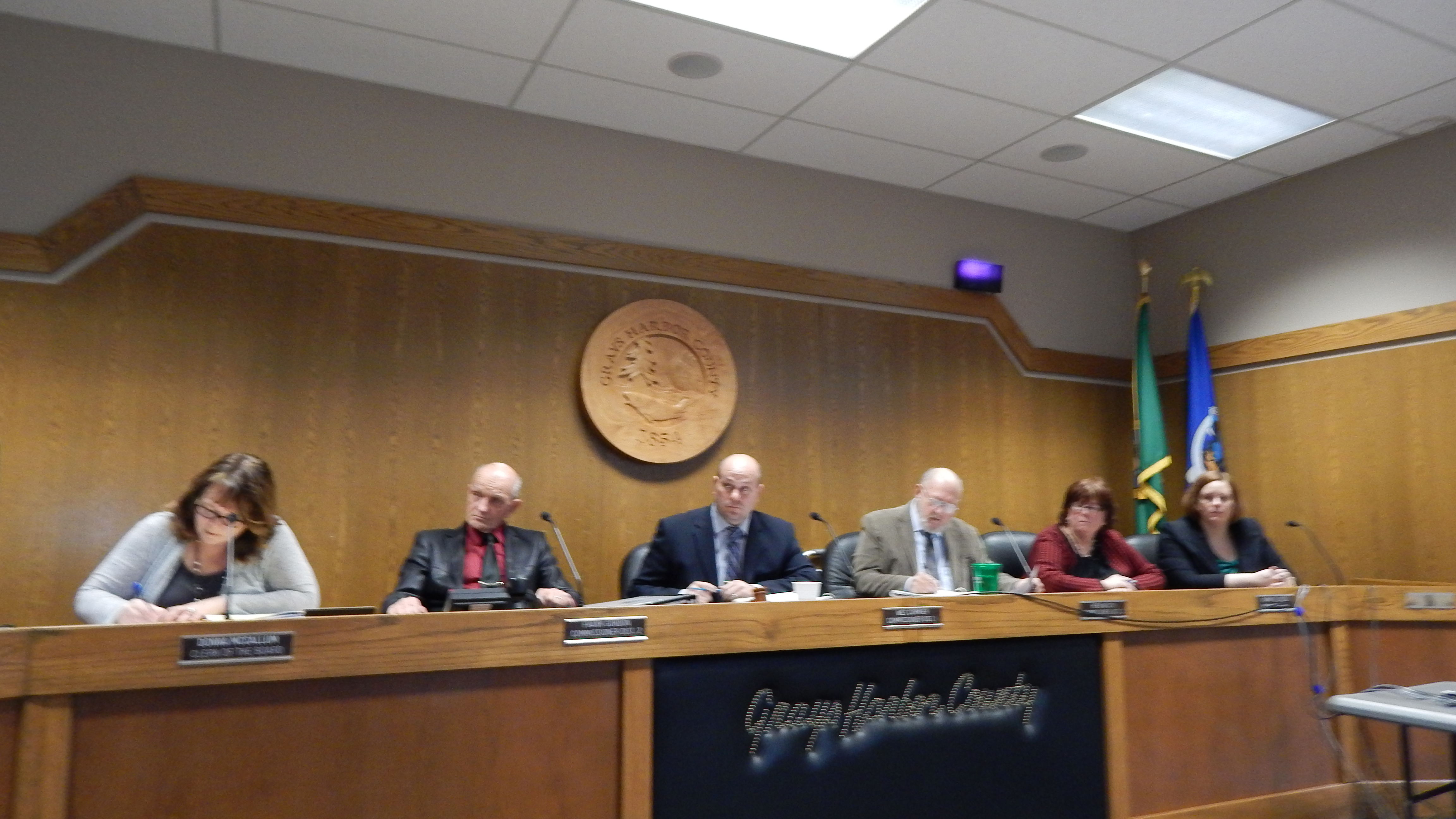 Grays Harbor Commissioners appoint Mistachkin, adopt 2015 ...