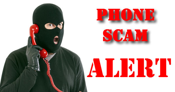 Phone scammers claiming to be from the Aberdeen Municipal Court