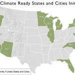 Center's For Disease Control's Climate-Ready States & Cities