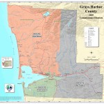 Grays Harbor County Commissioner Districts