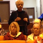 Virginia Nelson speaks at Montesano City Council meeting