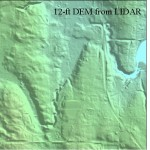 Bainbridge Island LiDAR example