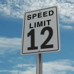 speed limit 12