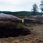 Grays Harbor Fire District No. 2 wildland fires