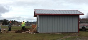 New concession stand at HHS track