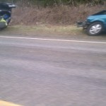 State Route 109 Wreck