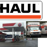 Uhaul at Sunshine Deli in Hoquiam
