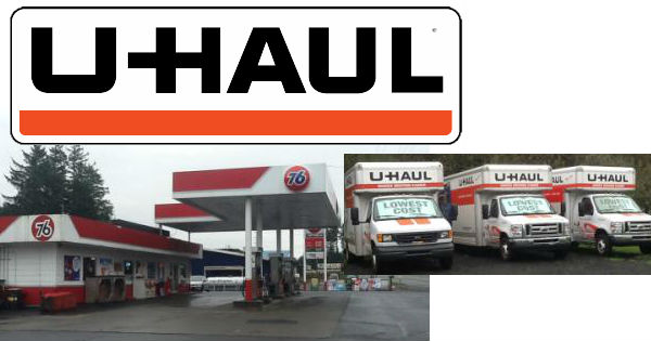 Hoquiam business owner expands to include U-Haul, celebrates 22 years living the American Dream