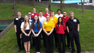 Aberdeen High School students compete at 2015 SkillsUSA State Conference