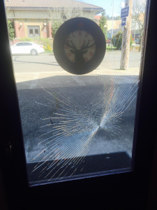 Police receive multiple reports of broken windows in Hoquiam