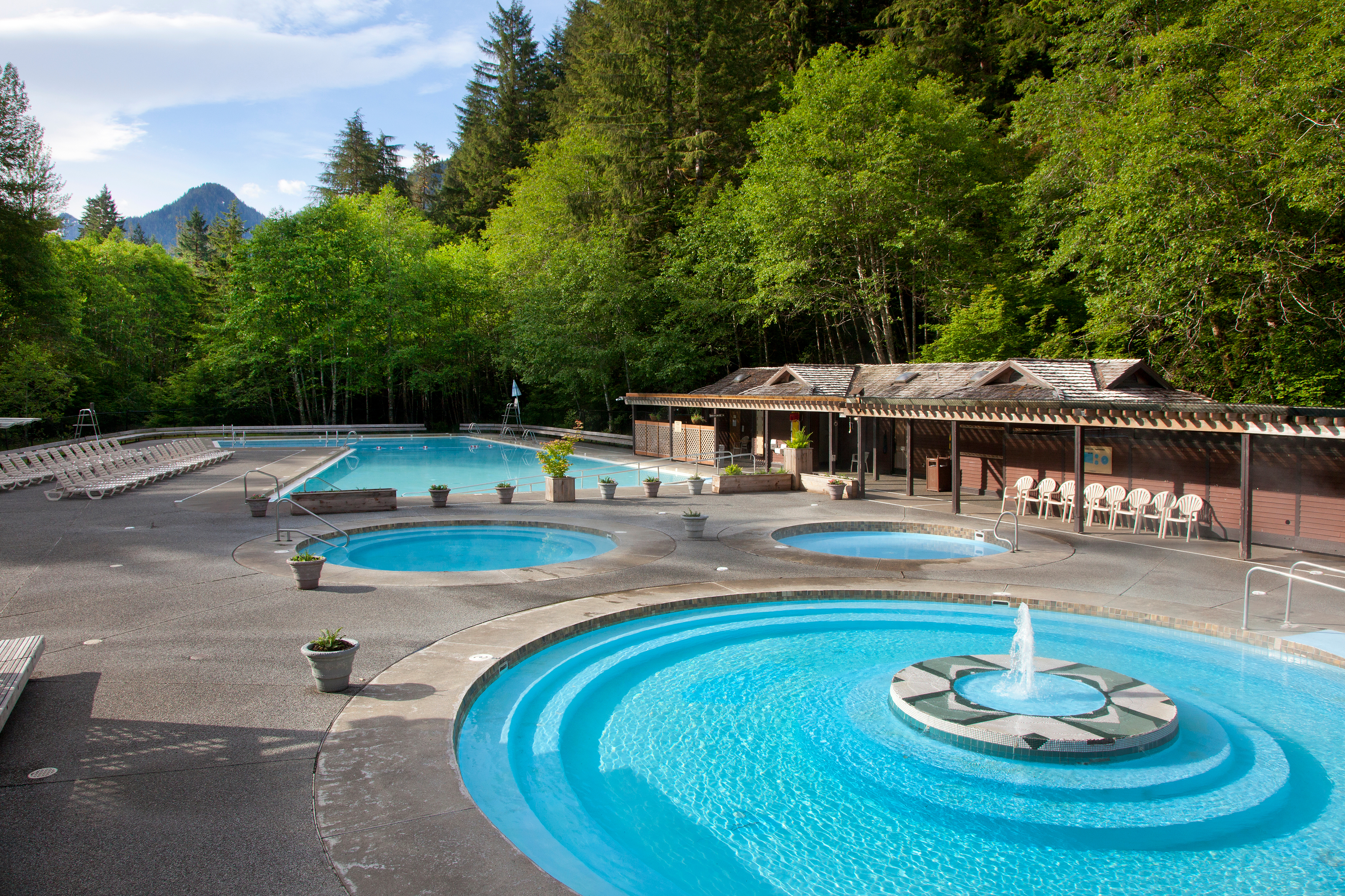 National Park Service solicits concession contract proposals for Sol Duc Hot Springs Resort