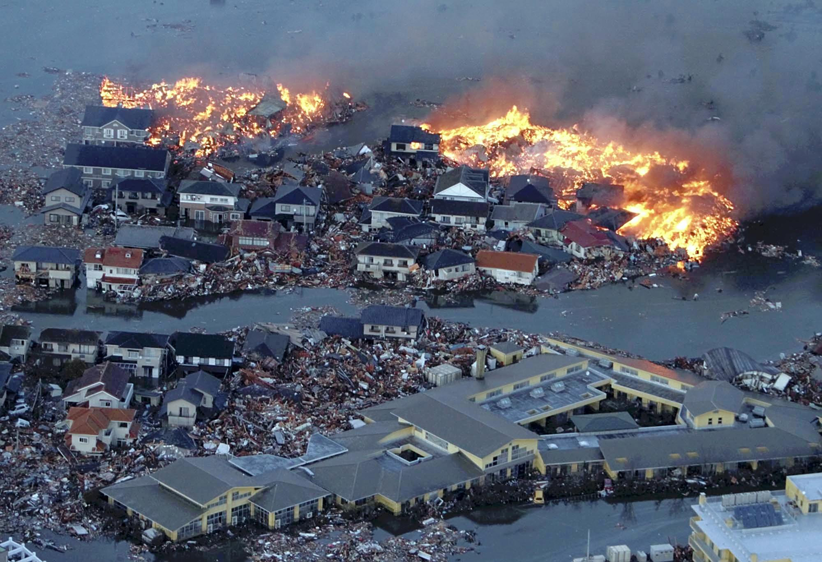 Changes Made to Earthquake and Tsunami Planning since the 2011 disaster in Japan