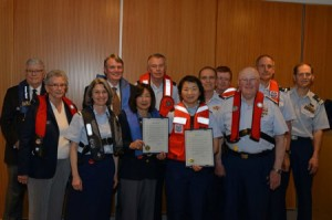 U.S. Coast Guard auxiliarists support national Safe Boating Week across Pacific Northwest