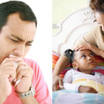 Cough and fever are common symptoms of valley fever