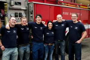 Grays Harbor Fire District 2 Celebrates Volunteer Recruit Graduation