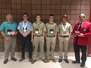 Aberdeen wins big at 2015 SkillsUSA National Skills Leadership Conference in Louisville, KY