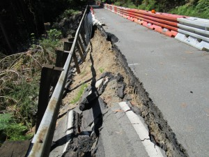 Crews begin US 101 repair project in Mason County