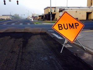 Road closures and lane revisions from Market Street paving project in Aberdeen