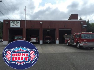 Grays Harbor Fire District 2 Associations hosting National Night Out events