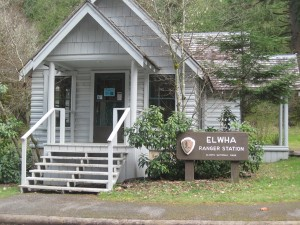 Elwha Ranger Station Temporarily Closed for Renovation and  Accessibility Improvements