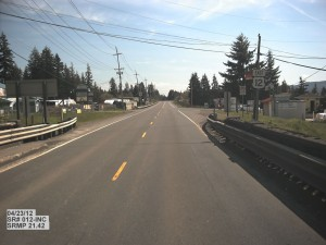 Washington State Patrol seeks tips on hit and run that sends bicyclist to hospital