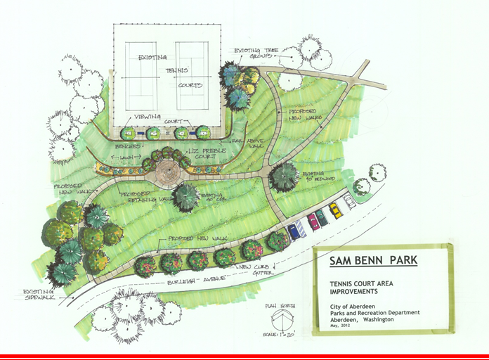 Aberdeen starts second phase of Sam Benn Park remodel project