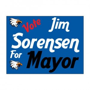 Jim Sorensen – candidate for Elma Mayor 4-year term