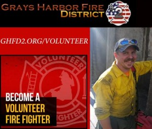 Volunteer with a Fire District in your area to help others