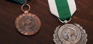Washington State Medals of Merit and Valor