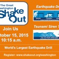 Tsunami warning siren will sound during statewide earthquake drill