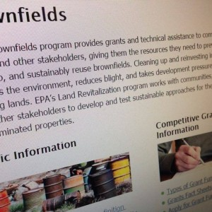 Community-Wide Brownfields Assessment Grant
