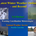 National Weather Service Releases Winter Weather Outlook for Western Washington