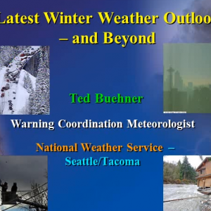 Winter WX Outlook