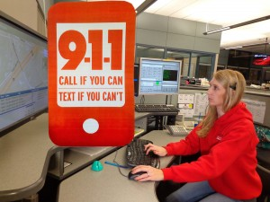 text-to-911 Spokane Dispatch