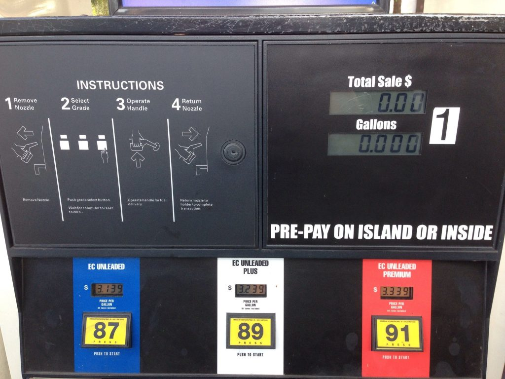 Washington State Fuel Tax, and Some Licensing Fees to Increase July
