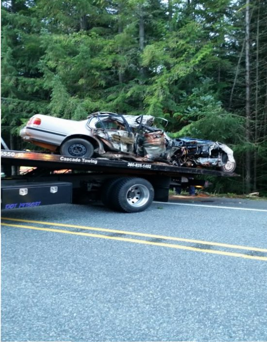 One Arrested, One Pronounced Dead After Car Wrecks While