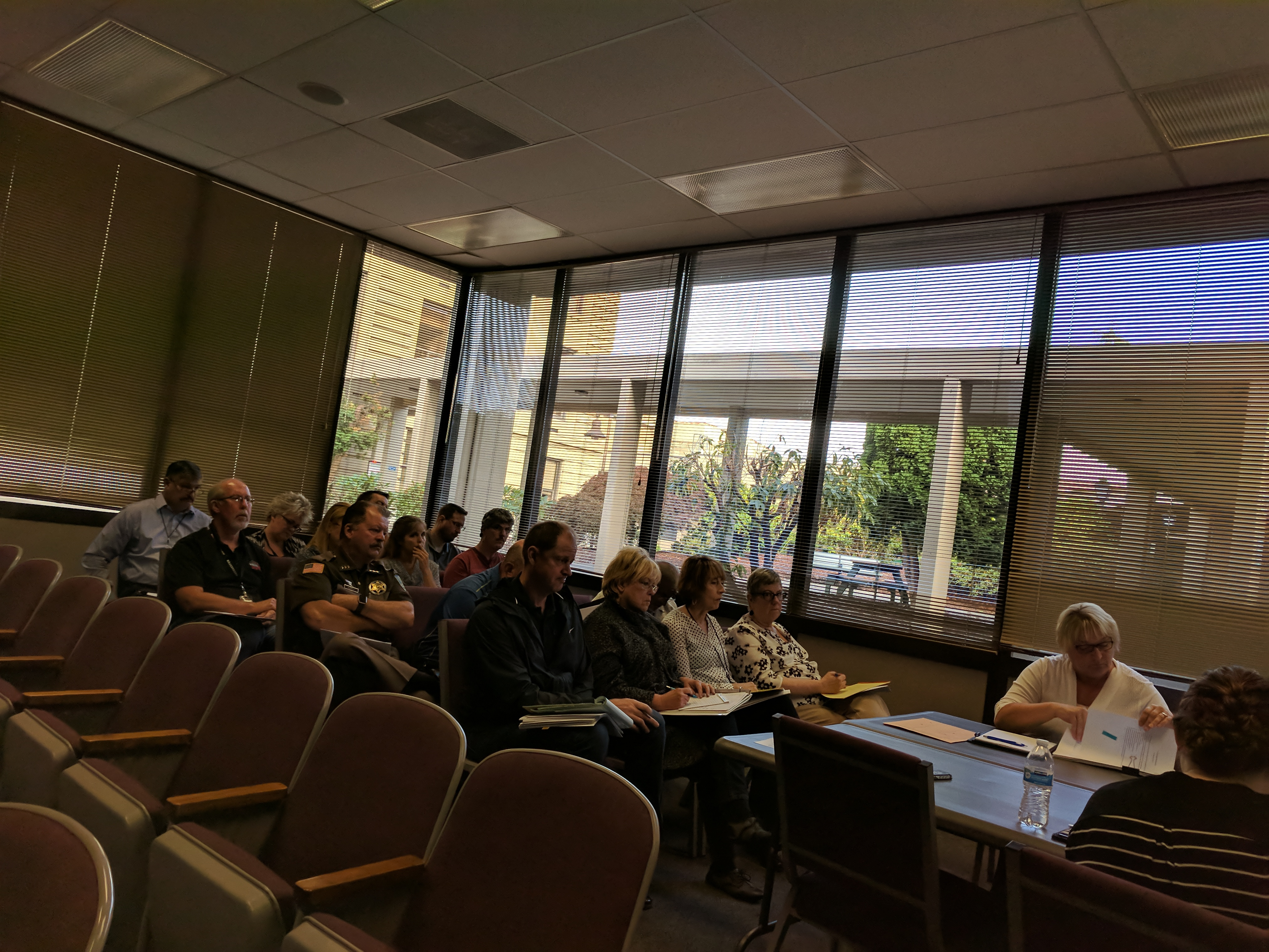 Grays Harbor County Commissioners Strip Budgets Back to ...