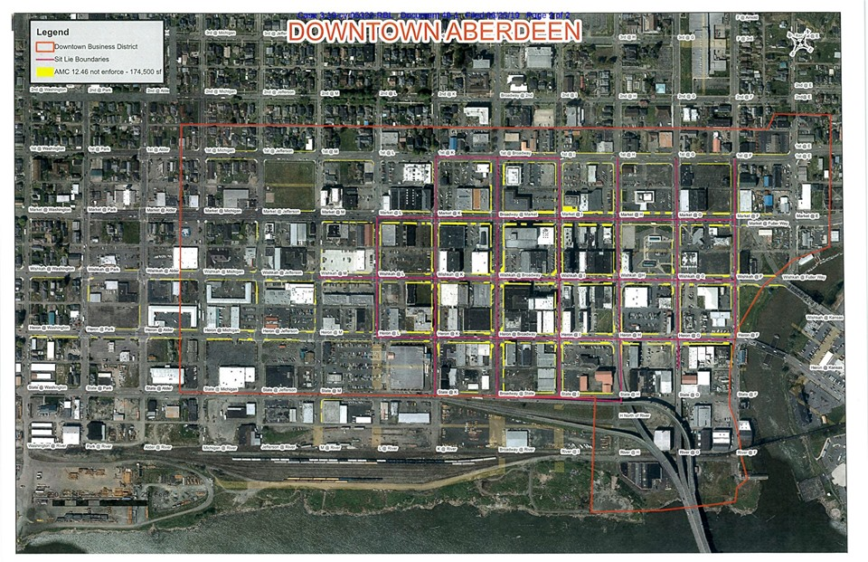 Aberdeen Officials to Issue 72-Hour Notice, Close River