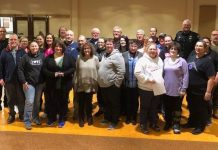 Tuesday night 27 participants completed the 2019 West County Citizen's Academy.